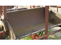 Ford Steel Fab front loader £650