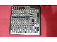 Mackie ProFx 12 Studio Mixer