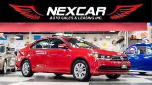 2015 Volkswagen Jetta 2.0L TRENDLINE+ 5SPEED SUNROOF BACKUP CAME