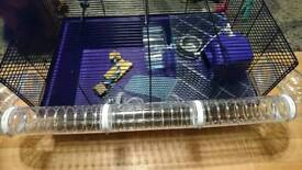 Large hamster/gerbil/mouse/rat cage