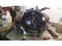 VW touran 6speed gearbox needs recon