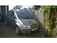 Quick Sale- Fiat Idea 2007 Semi Automatic Petrol Very Good Condition