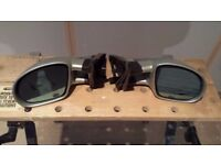 5 Series BMW Door Mirrors (Came Off A 2002 Model)