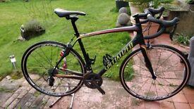 Specialized Carbon Roubaix SL4 size 56 cm