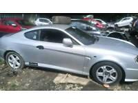 Breaking Hyundai Coupe S