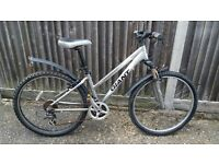 used Giant bike - size small