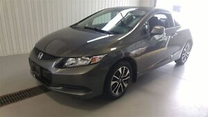 2013 Honda Civic Coupe EX (A5)
