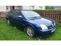 2002 Vauxhall Vectra 2.2 DTI