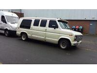 Custom ford econoline dayvan/camper .4.9 straight six.auto.1991.