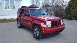 2008 Jeep Liberty convertible,62$/semaine sur 3 ans!