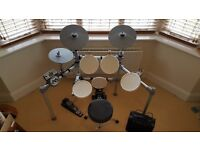 WHD DD516 Electronic Drum Kit with amp