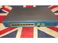 Cisco Catalyst 2940 Series Switch/WS-C2940-8TF-S 8 Port Ethernet Switch