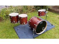DW performance drum kit