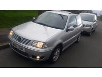 Vw polo , 1.4 se model, 2001 , exellent runner