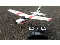 wltoys f949 3 channel rc cessna plane ready to fly aeroplane trainer