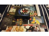 the who studio albums box