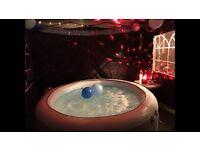 M&M's hot tub hire northwest