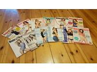 12 Womens Health Magazines Excellent Con
