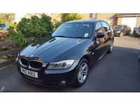 BMW 3 series, 2009, 135 bhp, 12 mths MOT & service 7 days ago , 1 lady Owner from New, Only £4995