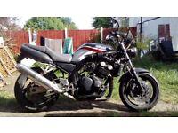 Yamaha Fazer 600, spares or repairs