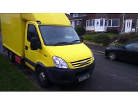 iveco luton 09 plate