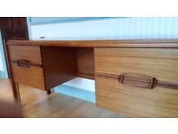Vintage Dressing Table in Teak
