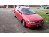 Audi A3 petrol 1.6 looking for swaps