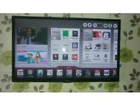 LG smart 3D TV (50inch) with 3d glasses