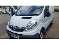 Vauxhall vevaro 2008 plate 12months mot central lock remote control