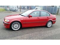 2003 BMW SPORT, 320D 2.0 LITRE, SERVICES HISTORY TO DATE BY BMW MAIN DEALER, ONE ONE FORMER KEEPER
