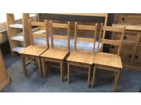 **BRAND NEW** Set Of 4 Corona Dinning Chairs