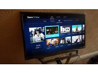 SONY 32 inch FHD Smart LED TV-32WD603, built-in Wifi,Freeview HD & Freesat HD, Excellent condition