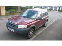Land Rover Freelander TD4 Drivable / Spare or Repairs
