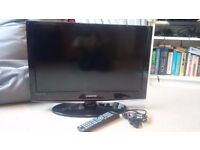 "Samsung LE26C450 26"" smart TV"