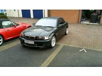 BMW 330ci convertible 2850.00 ono