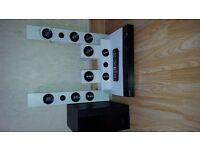 samsung blu ray player and surround sound htc5530