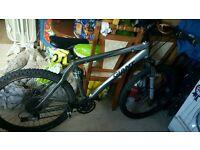 Giant mountain bike mtb not full suspension