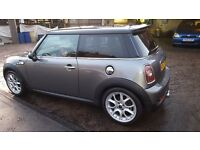 MINI COOPER S 2007 GUNMETAL GREY - CHILLI PACK STYLING - FULLY LOADED - PANORAMIC ROOF - CLEAN CAR