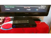 500Gb Freeview HD+ Box: TOSHIBA HDR5010