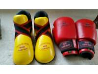 KIKO kickboxing equipment