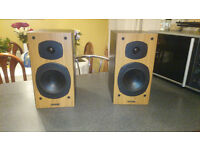 Tannoy Mercury M2 Speakers Full Working Order Excellent Sound 60 OVNO