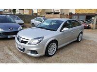2007 Vauxhall Vectra 1.9 CDTi 16v SRi 5dr / 2 OWNERS / NEW MOT / SAT-NAV
