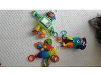 Pram/cot toys
