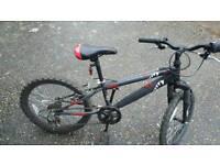 Boys mountain bike free delivery