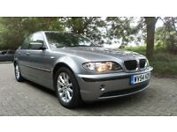 **VERY LOW MILEAGE** 2004 BMW 318i ES 4 DOOR SALOON **12 MONTHS MOT+RECENT SERVICE+AMAZING DRIVE**