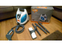 VAX S6 1600W HOME MASTER MULTI TASK STEAM CLEANER - IN IMMACULATE CONDITION