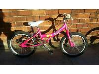 Girls bike 16 inch