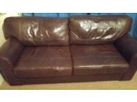 Large bed settee