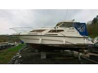 Shetland sovereign 4 berth river cruiser