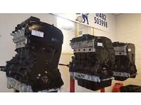 FORD TRANSIT ENGINE EURO 4 FULLY RECONDITIONED 2.2cc £1095 - 2.4cc £1295 FREE 48HR DELIVERY L